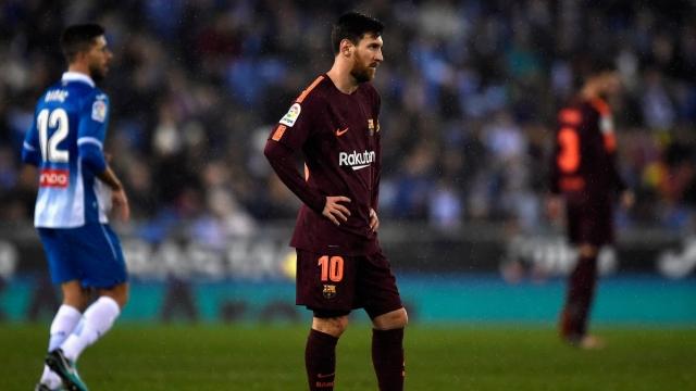 Messi lại sút hỏng 11m: Thiếu sót của một thiên tài