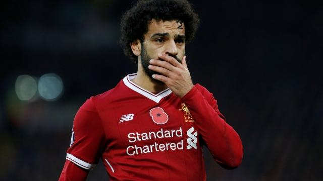 Người đại diện của Salah bí mật gặp Real