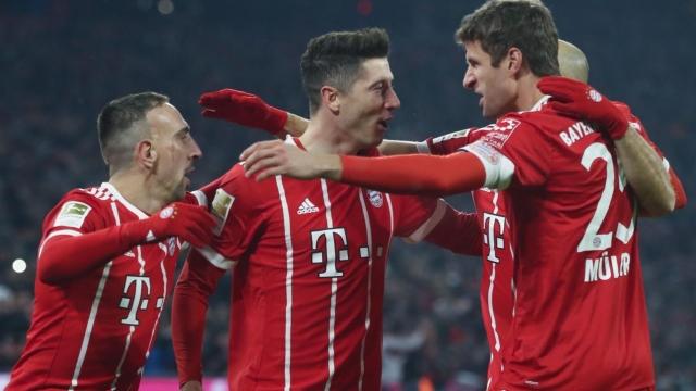 Bayern cân bằng kỷ lục CLB về số trận thắng liên tiếp