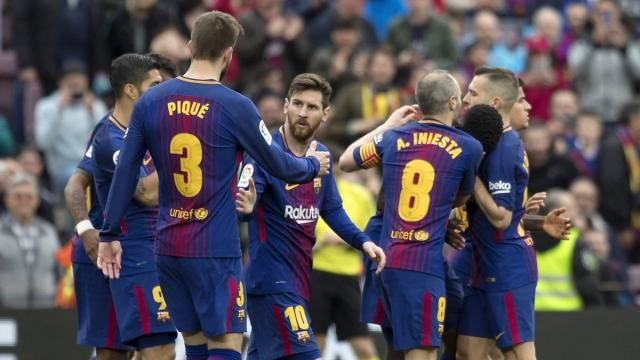 Barca & một thập kỷ vàng son
