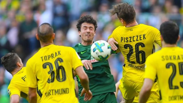 Dortmund bị cầm chân, RB Leipzig bất ngờ thua thảm
