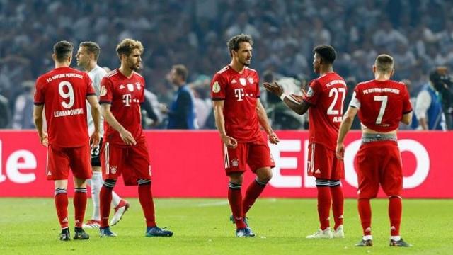 Bayern mất cúp vì thiếu khát khao