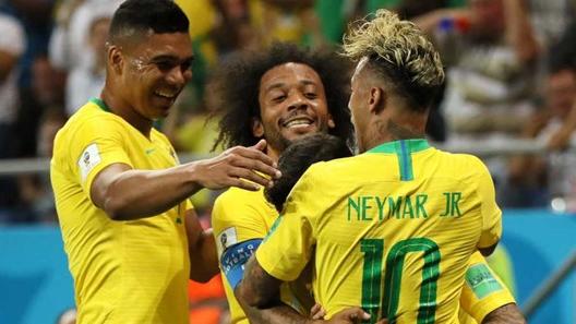Brazil gặp Costa Rica: Chiến thắng đầu tay cho Selecao