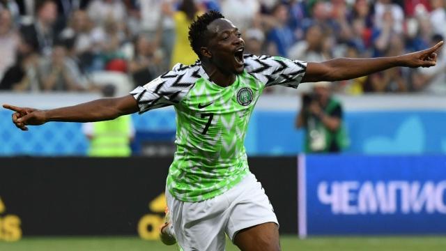 Nigeria cứu vãn cơ hội đi tiếp cho Argentina