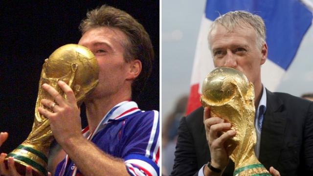 HLV Deschamps chặn đường tới tuyển Pháp của Zinedine Zidane