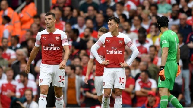3 lí do dẫn đến trận thua bạc nhược của Arsenal trước Man City