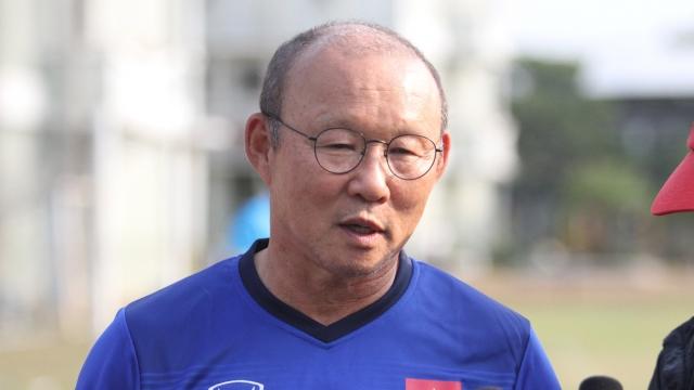 HLV Park Hang-seo không bất ngờ khi Việt Nam quật ngã Nhật Bản