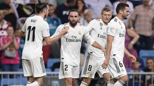 Không Ronaldo, Real Madrid chạm mốc kỷ lục sau 10 năm