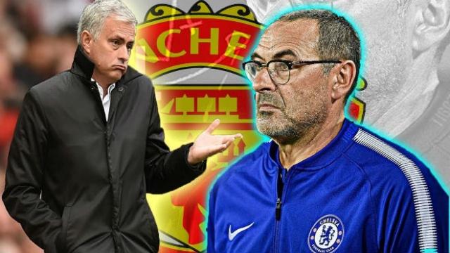 Chelsea - MU: Mourinho đi