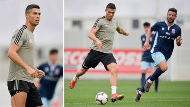 "Juventus – Genoa: Chờ gieo sầu MU, Ronaldo đấu ""tiểu Lewandowki"""