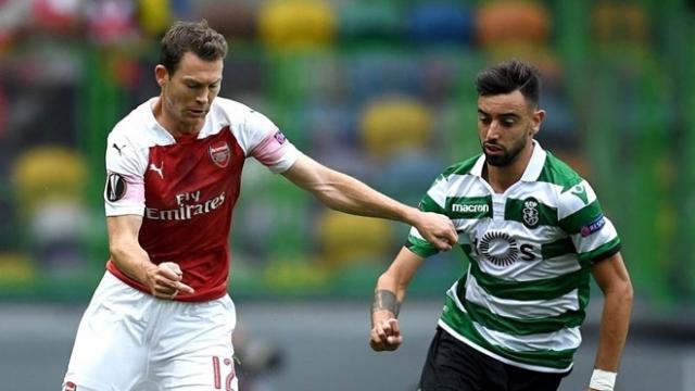 Sporting - Arsenal: Tận dụng sai lầm ca khúc khải hoàn