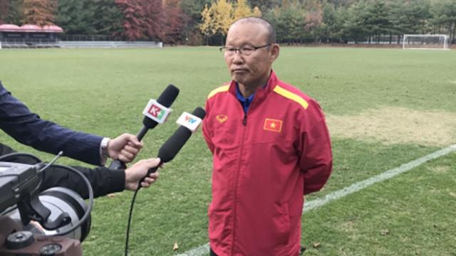 """""""Danh sách bí mật"""" của HLV Park Hang Seo:Lật bài sau 2 trận ở Hàn Quốc"""