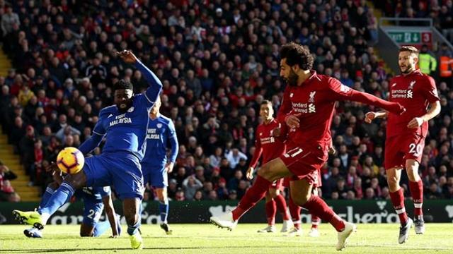 Liverpool - Cardiff: Tam tấu chói sáng trong bữa tiệc 5 bàn