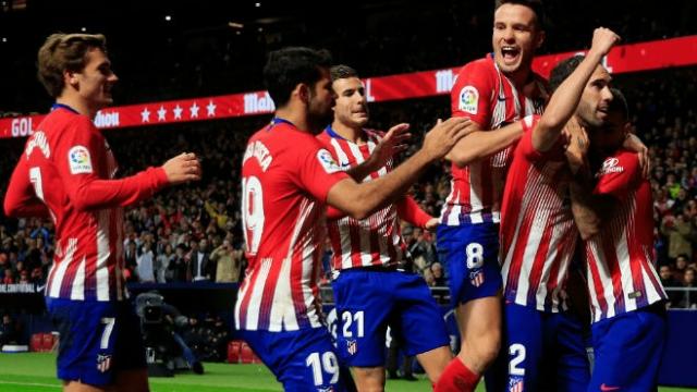 Atletico Madrid - Real Sociedad: Siêu hậu vệ rực rỡ hóa