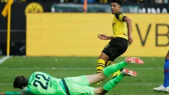 Dortmund - Hertha Berlin:
