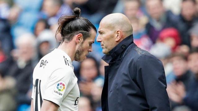 HLV Zidane: 'Từ giờ Bale là chỗ dựa cho Real'