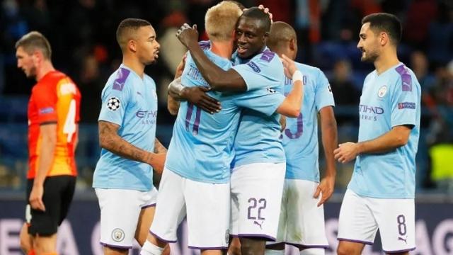 Chiến thắng 3 sao của Man City trên sân Shakhtar Donetsk