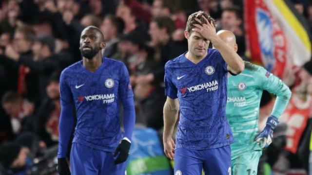 Chelsea 0-3 Bayern: Ác mộng tại Stamford Bridge