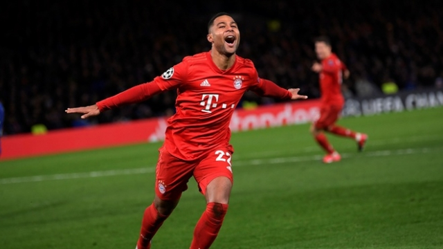 Gnabry lập kỷ lục mới trong lịch sử Champions League