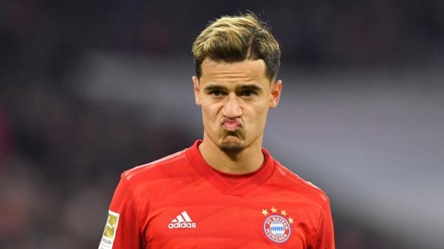Coutinho chịu chung kết cục buồn với Bale