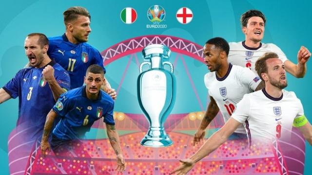 Đội hình dự kiến Italia vs Anh: Tất tay cho giấc...